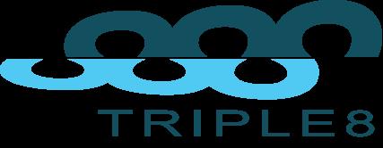 Logo Triple8